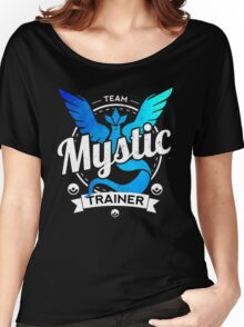 Team Mystic - Trainer Women's Relaxed Fit T-Shirt