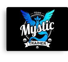 Team Mystic - Trainer Canvas Print