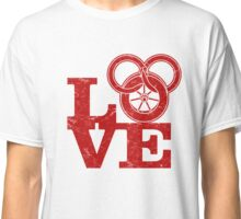 Love Wheel Of Time! Classic T-Shirt