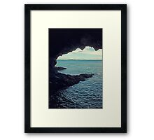 The Ovens Framed Print