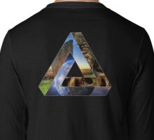 Triangle_of_Gaia 2014 Long Sleeve T-Shirt