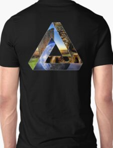 Triangle_of_Gaia 2014 Unisex T-Shirt