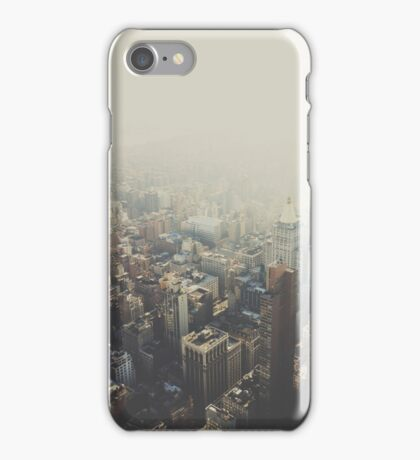 To the Fog iPhone Case/Skin
