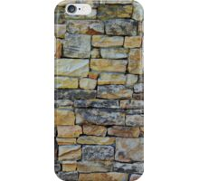 Retaining Wall iPhone Case/Skin