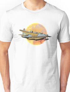 Retro seaplane Unisex T-Shirt