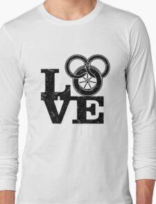 Love Wheel Of Time Long Sleeve T-Shirt