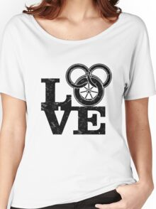 Love Wheel Of Time Women's Relaxed Fit T-Shirt