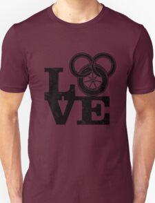 Love Wheel Of Time Unisex T-Shirt