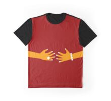 Embrace Me, Woman Graphic T-Shirt