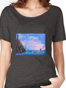 Sea stories 2 Women's Relaxed Fit T-Shirt