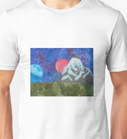 Surrealist Dream World Unisex T-Shirt