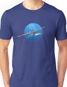 Retro hydroplane 30-40s Unisex T-Shirt