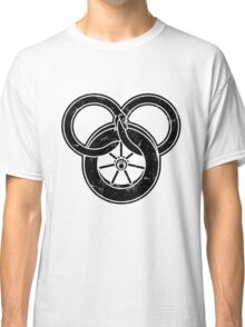 Wheel Of Time Symbol Vintage Classic T-Shirt