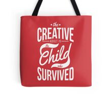 CREATIVE ADULT Tote Bag