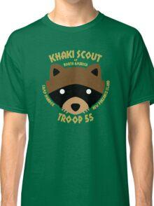 Khaki Scouts of North America Classic T-Shirt