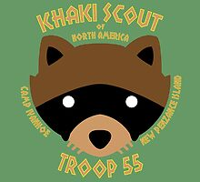 Khaki Scouts of North America by Adam Del Re