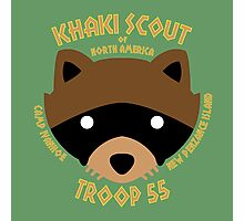 Khaki Scouts of North America Photographic Print