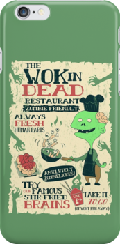 The Wok In Dead by AnishaCreations