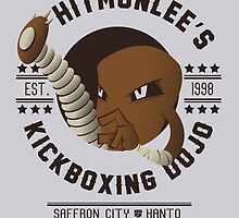 Hitmonlee Kickboxing Dojo by Adam Del Re