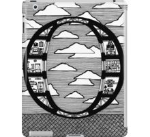 Letter O Architecture Section Alphabet iPad Case/Skin