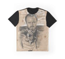 Pinkman Coffeine Shock Graphic T-Shirt