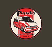 Franks Paint & Panel T4 Unisex T-Shirt