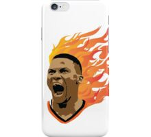 On Fire Russ iPhone Case/Skin