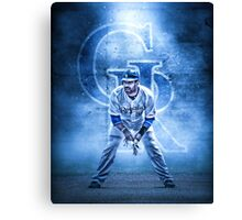 Guelph Royals: Justin Interisano Canvas Print