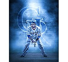 Guelph Royals: Justin Interisano Photographic Print