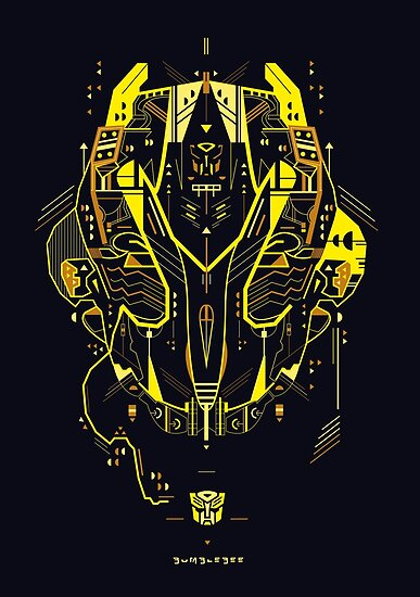 Bumble by Petros Afshar