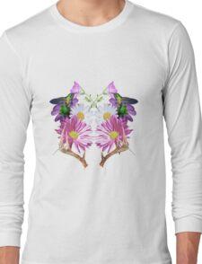 Rorschach Garden Long Sleeve T-Shirt