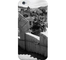 Scotty's Castle, Death Valley Nat'l Park iPhone Case/Skin