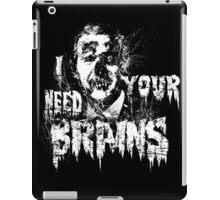 Bush For BRAINS iPad Case/Skin