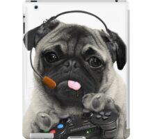 The Gaming Pug iPad Case/Skin