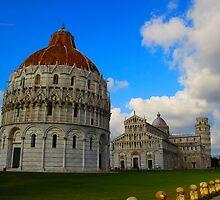 Duomo di Pisa by sonyc