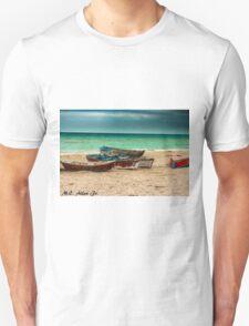 Fishing Boats Unisex T-Shirt