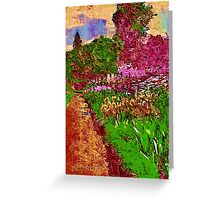 STOCKWOOD GARDENS 20D Greeting Card