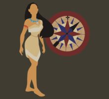 Pocahontas by clockworkheart