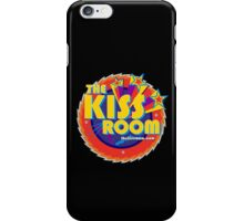 THE KISS ROOM! iPhone Case/Skin