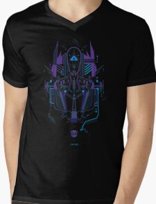 Optimus Mens V-Neck T-Shirt