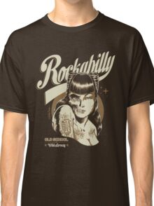 Rockabilly Girl Classic T-Shirt