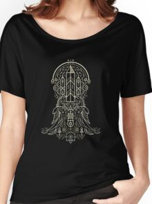 Eminence Crest Women's Relaxed Fit T-Shirt