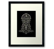 Eminence Crest Framed Print