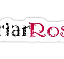 Briar Rose Sticker