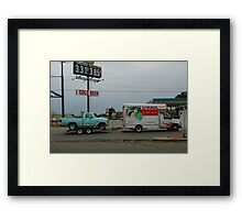 Moving To Tennessee Framed Print