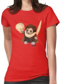 The Cospose - Bard of Avon Womens Fitted T-Shirt