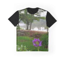 Flower 3 Graphic T-Shirt