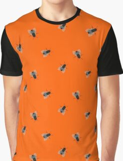 Fly swarm   Graphic T-Shirt