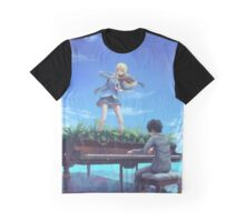 Your Lie In April Ending Graphic T-Shirt