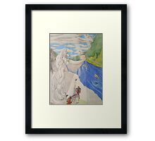 Renewing the Woods Framed Print